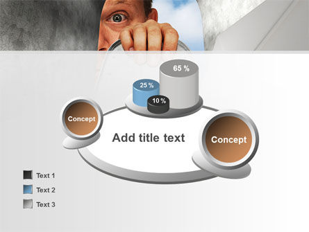 Unexpected Mail PowerPoint Template Slide 16