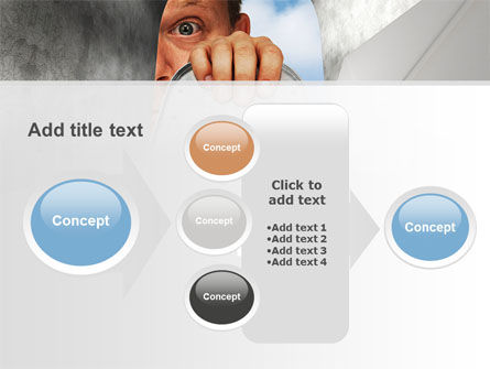 Unexpected Mail PowerPoint Template Slide 17