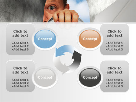 Unexpected Mail PowerPoint Template Slide 9