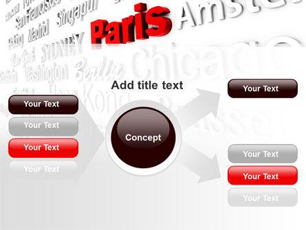 Destination PowerPoint Template Slide 14