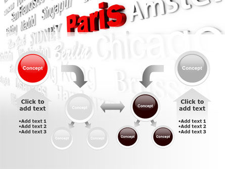 Destination PowerPoint Template Slide 19