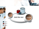 Funky Business PowerPoint Template#16