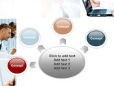 Funky Business PowerPoint Template#7