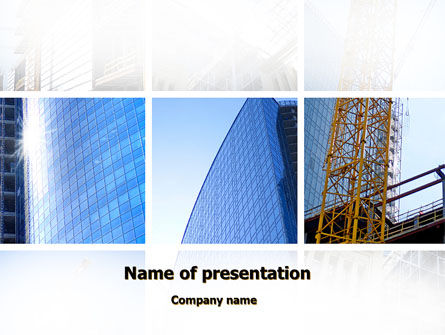 Building Business PowerPoint Template