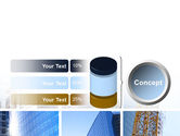 Building Business PowerPoint Template#11