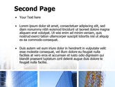 Building Business PowerPoint Template#2