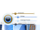 Building Business PowerPoint Template#3