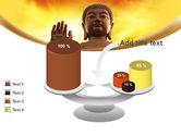 Buddha PowerPoint Template#10