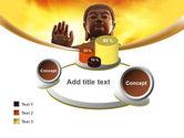 Buddha PowerPoint Template#16