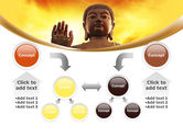 Buddha PowerPoint Template#19