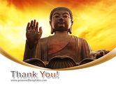 Buddha PowerPoint Template#20