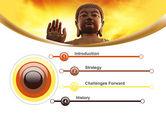Buddha PowerPoint Template#3