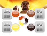 Buddha PowerPoint Template#9