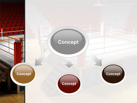 Before the Fight PowerPoint Template, Slide 4, 10223, Sports — PoweredTemplate.com