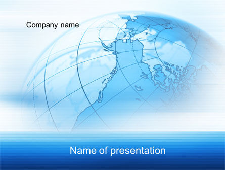 Business Presentation PowerPoint Template, 10224, Business — PoweredTemplate.com
