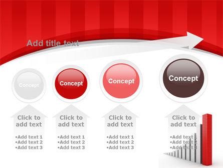 Column Chart PowerPoint Template Slide 13