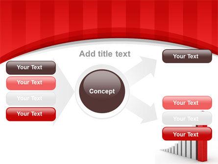Column Chart PowerPoint Template Slide 14