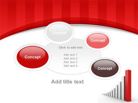 Column Chart PowerPoint Template Slide 16
