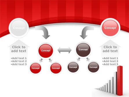 Column Chart PowerPoint Template Slide 19