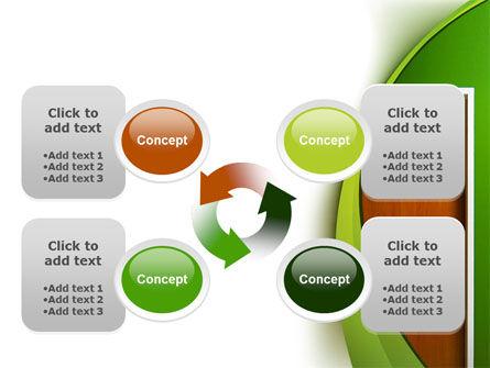 Door PowerPoint Template Slide 9