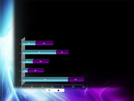 Blue Spectrum PowerPoint Template Slide 11