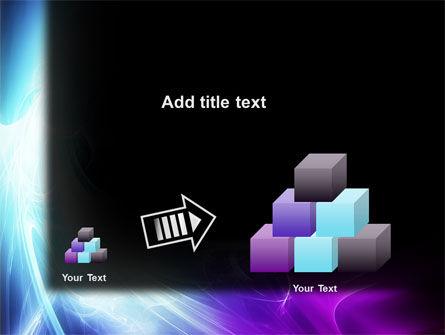 Blue Spectrum PowerPoint Template Slide 13