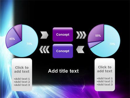 Blue Spectrum PowerPoint Template Slide 16