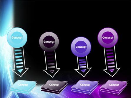 Blue Spectrum PowerPoint Template Slide 8
