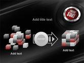 Start Engine PowerPoint Template#17