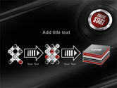 Start Engine PowerPoint Template#9