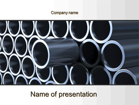 Unique PowerPoint Template, 10237, Business Concepts — PoweredTemplate.com