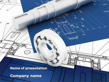 Careers/Industry: Ontwerp PowerPoint Template #10243