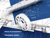 Careers/Industry: Modèle PowerPoint de conception #10243