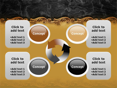 Granitic PowerPoint Template Slide 9