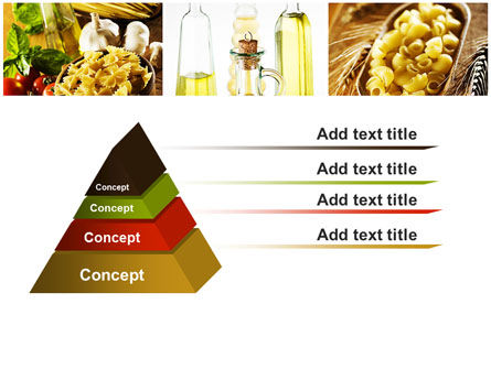 Cooking Pasta PowerPoint Template Slide 12