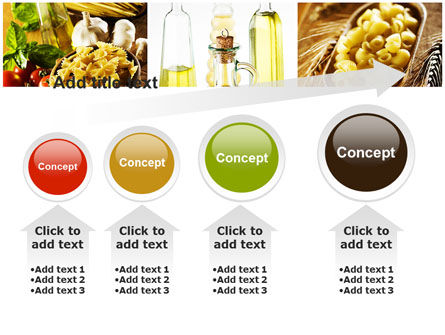 Cooking Pasta PowerPoint Template Slide 13
