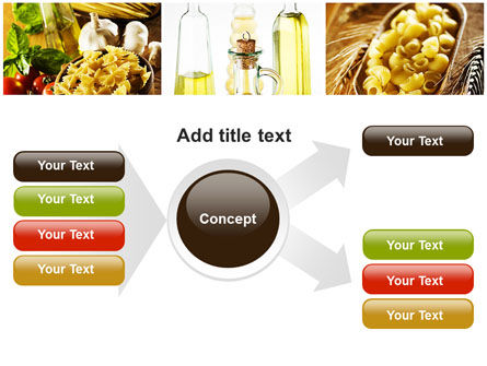Cooking Pasta PowerPoint Template Slide 14