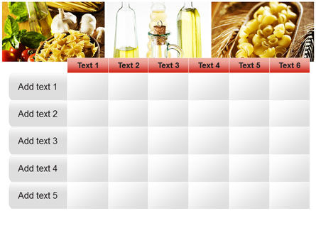 Cooking Pasta PowerPoint Template Slide 15
