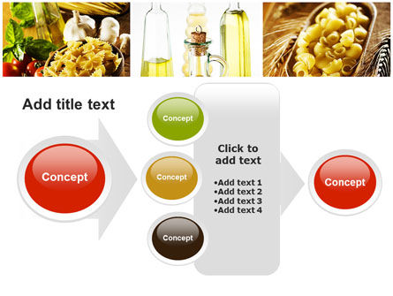Cooking Pasta PowerPoint Template Slide 17