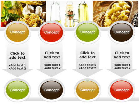 Cooking Pasta PowerPoint Template Slide 18