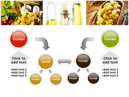Cooking Pasta PowerPoint Template Slide 19
