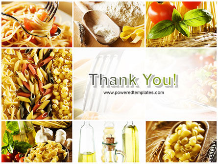 Cooking Pasta PowerPoint Template Slide 20