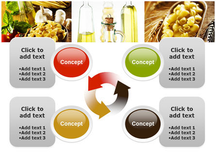 Cooking Pasta PowerPoint Template Slide 9