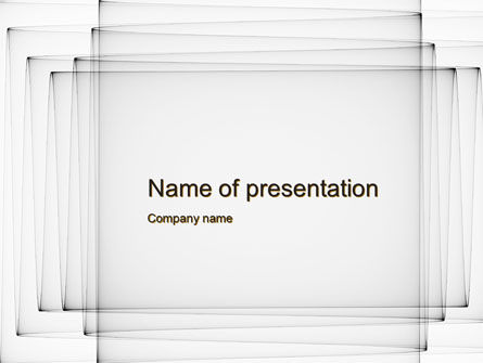 Neutral PowerPoint Template, 10251, Abstract/Textures — PoweredTemplate.com