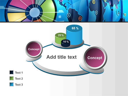 Worldwide Report PowerPoint Template Slide 16