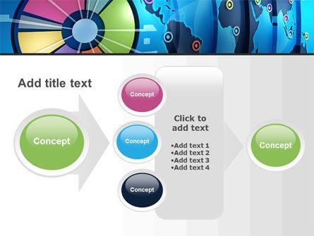 Worldwide Report PowerPoint Template Slide 17
