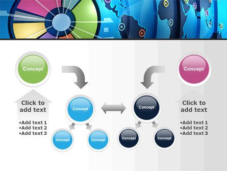 Worldwide Report PowerPoint Template Slide 19