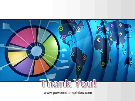 Worldwide Report PowerPoint Template Slide 20