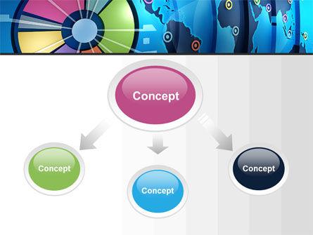Worldwide Report PowerPoint Template, Slide 4, 10252, Business Concepts — PoweredTemplate.com
