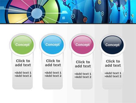 Worldwide Report PowerPoint Template Slide 5